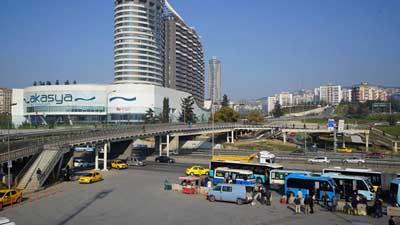 Uzunçayır-Harem Metrobüs İstasyonu İnşaatı