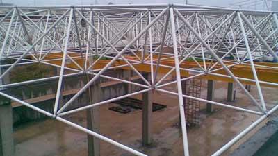 Sistem Teknik Sanayi Fırınları A.Ş. Fabrika İnşaatı (TOSB)