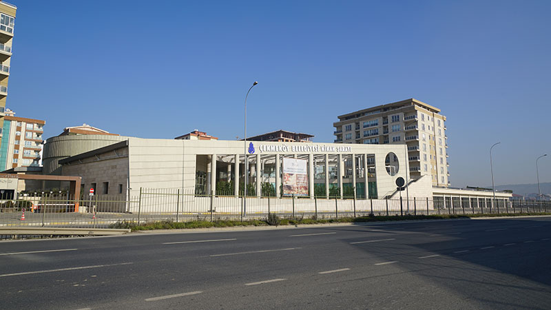 Çekmeköy Nikah Salonu İnşaatı