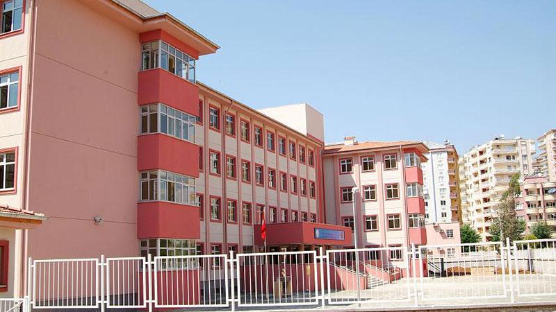Mersin Türk Telekom İlköğretim Okulu İnşaatı