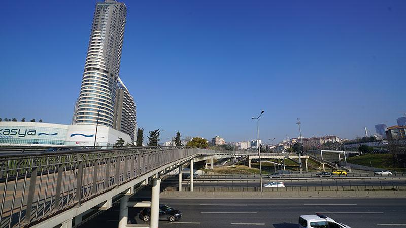 Uzunçayır-Ünalan Metrobüs İstasyonu İnşaatı