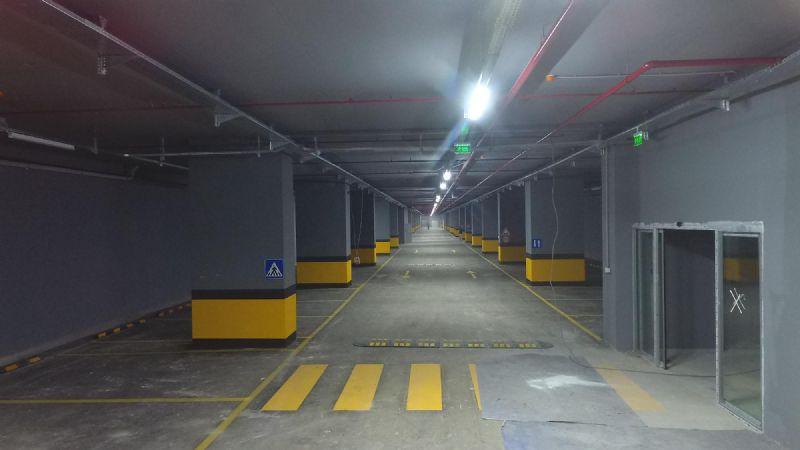Bahçelievler İlçesi, Şirinevler Minibüs Terminali Zeminaltı Otopark İnşaatı